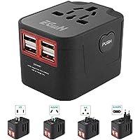 EnGeen Wall Power International Travel Adapter Plug
