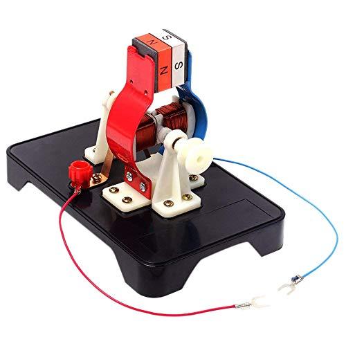 bobotron DIY Einfache Dc Elektro Motor Modell Montieren Kit für Kinder Physik Wissenschaft Lern Spielzeug