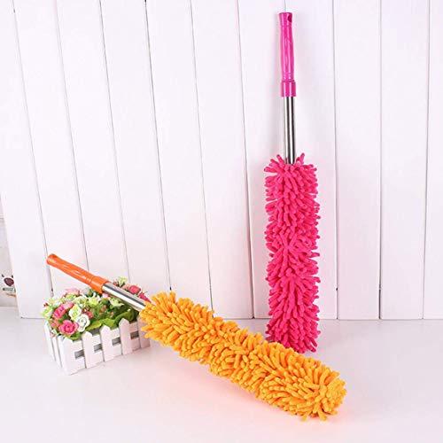 Guantongda Pragmatic Wasbaar chenille microvezel stofverwijderaar voor thuiskantoor auto reiniging voor decoratie thuis.