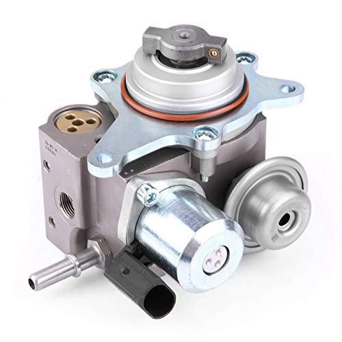 Qiilu Direct Injection High Pressure Fuel Pump for Mini Cooper S Turbocharged R55 R56 R57 R58 R59 13517573436