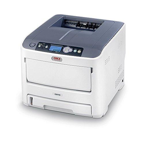 OKI C610dn A4-Farbdrucker (Duplex, Netzwerk)