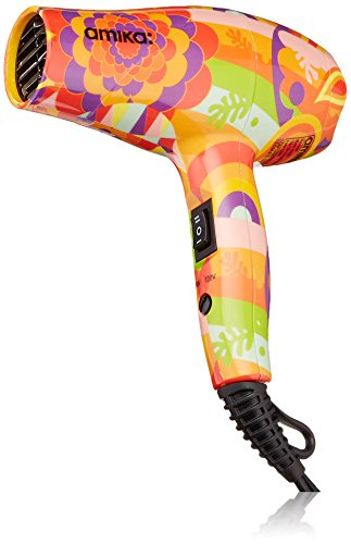 Amika Mini Ionic Dryer Styler review