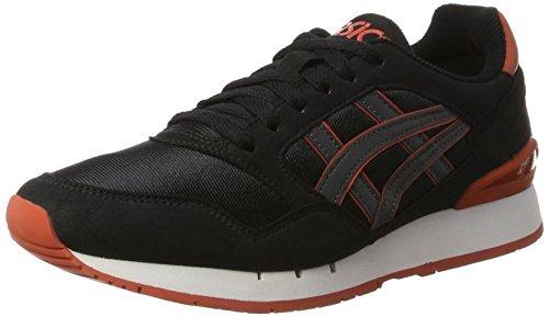 ASICS Herren Gel-Atlanis H63RQ-9011 Sneaker, Nero (Black), 37 EU