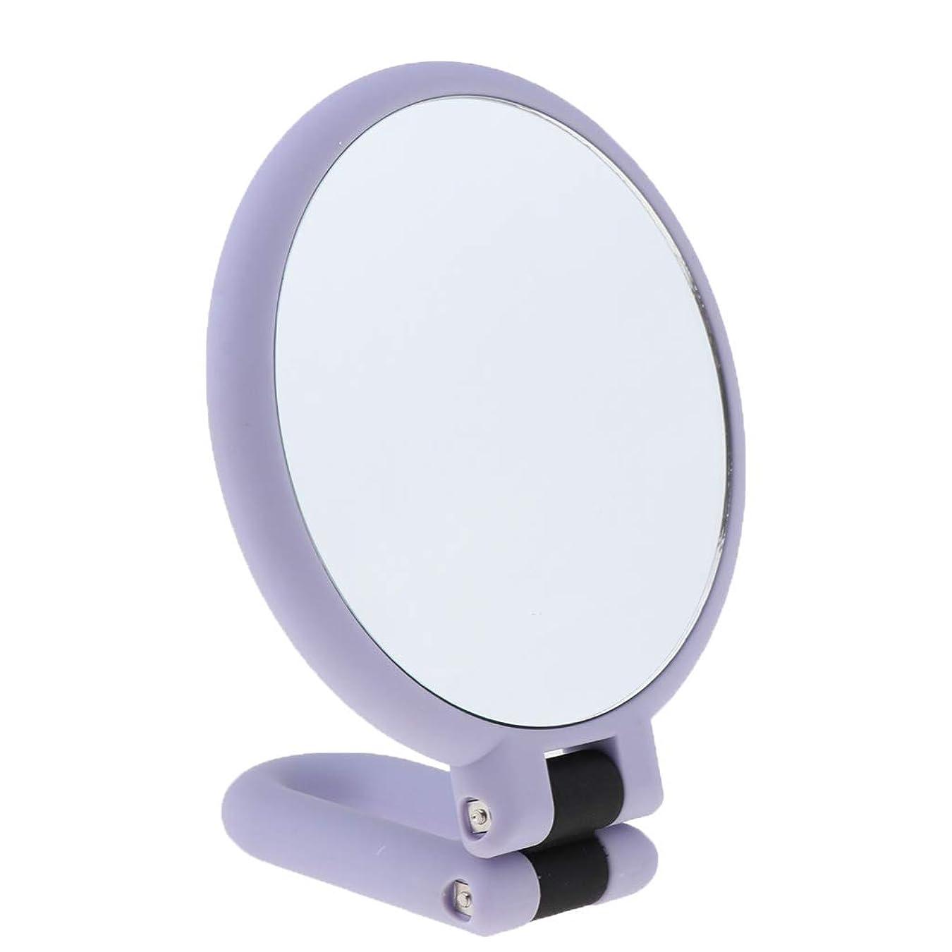 行くアクチュエータ昨日F Fityle 全3サイズ 化粧ミラー メイクミラー 折りたたみ 拡大鏡 化粧鏡 - 15倍の拡大鏡