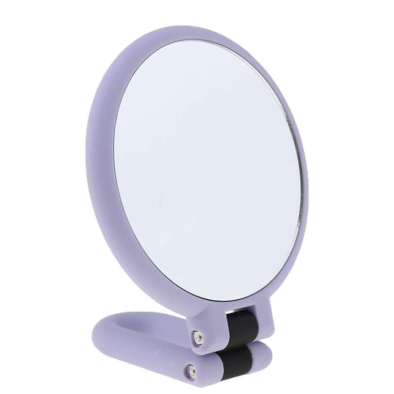 やろう敵法廷F Fityle 全3サイズ 化粧ミラー メイクミラー 折りたたみ 拡大鏡 化粧鏡 - 15倍の拡大鏡