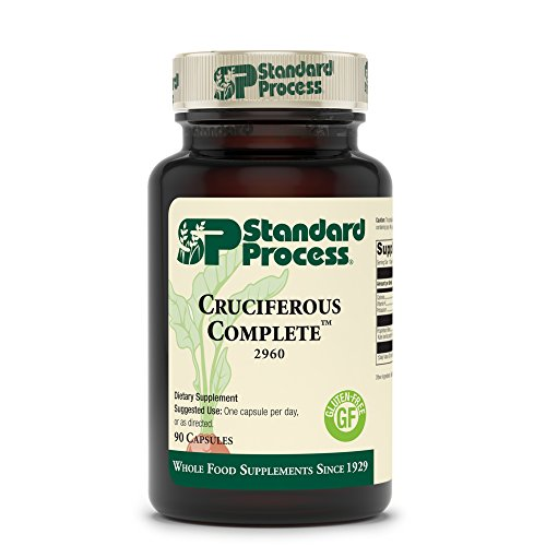 Standard Process Cruciferous Complete - Whole Food...