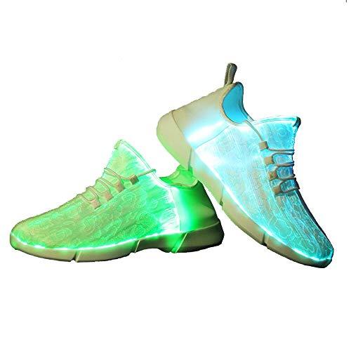 Idea Frames Fiber Optic LED Light Up Shoes