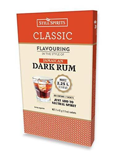 Still Spirits Klasyczne ciemne jamajskie rumy premium esencyjne smaki 2,25 l