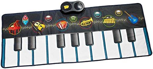 Playtastic Tanzmatte: Berührungsempfindliche Musikmatte mit 6 Instrumenten (Spielmatte)