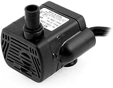 eDealMax CA 110V-120V 3W nos enchufe eléctrico Mini acuario de agua sumergible de la