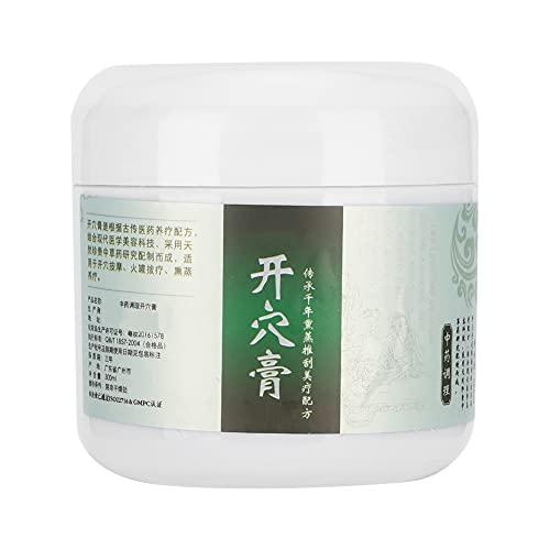 Crema de masaje muscular para el cuerpo - La mejor crema de terapia natural Crema hidratante antienvejecimiento para la piel Crema reafirmante que calienta y masajea las articulaciones Crema para los
