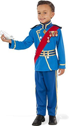 ハロウィン 衣装 子供 ルービーズ コスチューム プリンス 男の子 105-120cm Rubies 630964