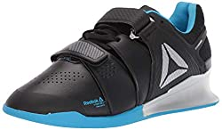 top rated Reebok Legacy Lifter Cross Trainer Mens, Black / Blue / Silver, 15 M US 2021
