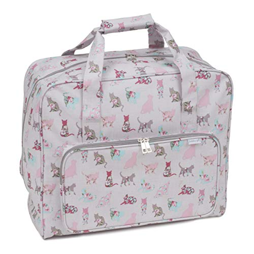 Hobbygift MR4660\494 Sewing Machine Bag, Multi+Coloured, One Size