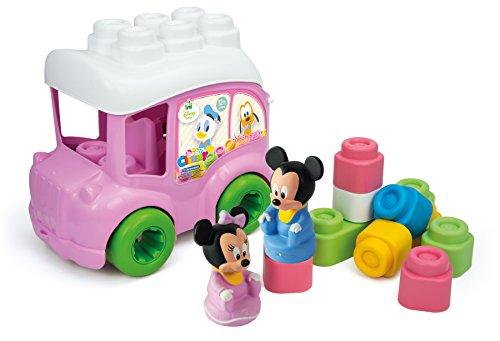 Clementoni - 14825 - Le Bus de Minnie - Disney - Premier age