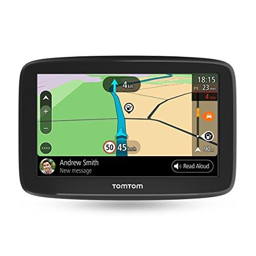 """TomTom GO Basic navigatore 15,2 cm (6"""") Touch screen Fisso Nero 280 g"""
