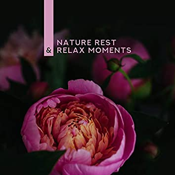 Nature Rest & Relax Moments: New Age Soothing 2019 Music Selection, Soft Sounds of Nature with Lovely Piano Melodies, Total Relaxation & Calming Down