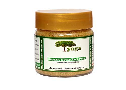 Tyaga Organic Ubtan Face Pack & Scrub, 50 Gm