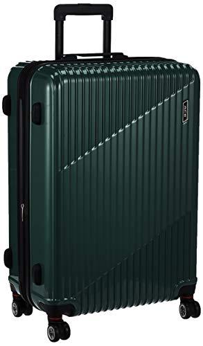 [エース] スーツケース クレスタ エキスパンド機能付 93L(拡張時) 67cm 4.8kg 67 cm ダークグリーン