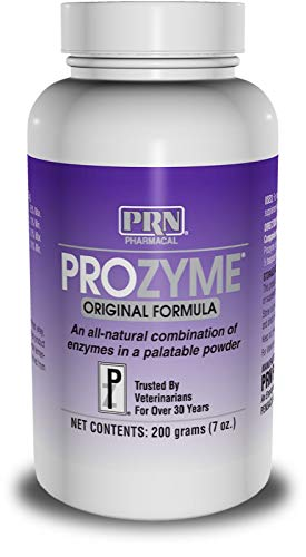 Top 10 best selling list for prozyme enzyme supplement for dogs 200 grams