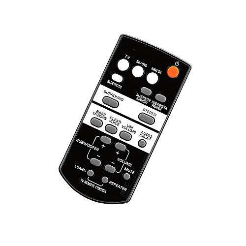 Baoxuute New FSR71 Remote Control fit for Yamaha Home Theater YAS203 YAS-203