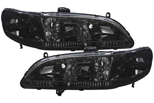 01 honda accord coupe headlights - 3