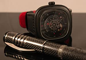 SevenFriday P3 (Product Release #03) Industrial Engines image