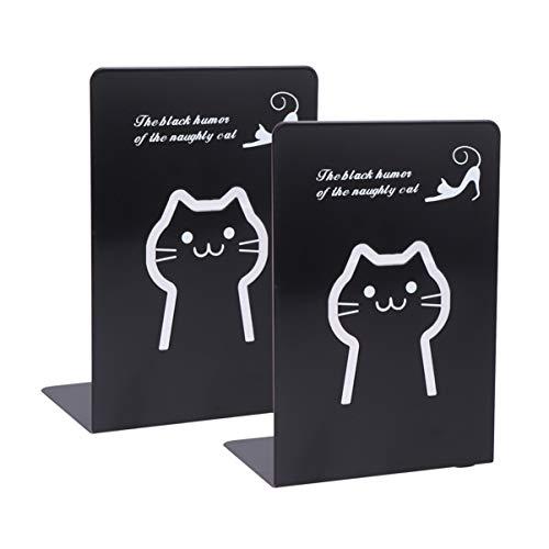 Die Katze mit schwarzem Humor