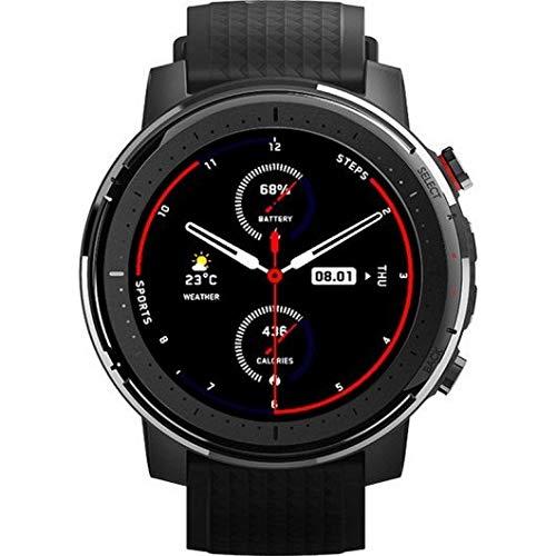 Xiaomi Amazfit Stratos 3 Smartwatch Fitness | 19 Modos Deportivos| 3 Modos GPS | 70 días Batería | Sensor BioTracker (Reacondicionado)