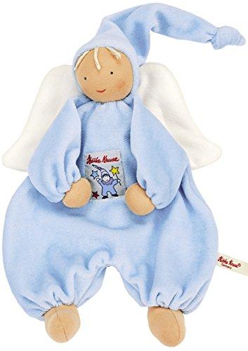 Käthe Kruse 73519 - Gugguli Engel Puppe, hellblau