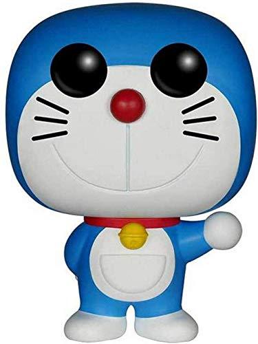 JIEMIANY Funko Pop Animation Periphery Doraemon # 58 Figuras de acción Juguetes Colección de muñecas de Vinilo Modelos para niños Regalo, Hermosa colección de Decoraciones. (10cm)