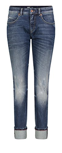 MAC Jeans Dames Straight Jeans
