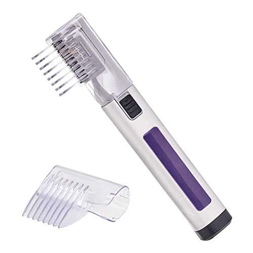 Haarschneider, 3 in 1 Haarschneidemaschine Profi Haartrimmer Herren Frauen Elektrischer Haartrimmer Rasiermesser Kamm Handhaarschneider Barttrimmer Präzisionstrimmer für Erwachsene Kinder