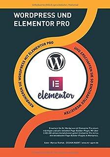 Wordpress und Elementor Pro: Pagebuilder