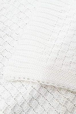 Wallaboo WBE.0214.47 - Manta de punto para bebé, para bebé recién nacido hasta 36 meses
