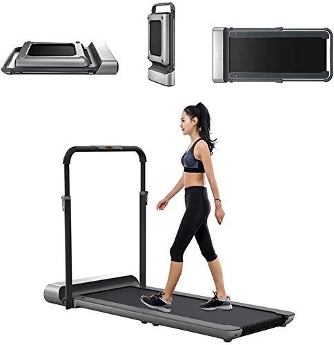 MTSS Inteligente Andar Correr Cintas, Cinta para Caminar, Máquina para Caminar Tableta/Control de App/Motor sin escobillas/Control de la sensación del pie/Gimnasio Dispositivo de Fitness