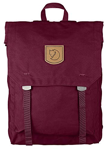 Fjällräven Rucksack Foldsack No.1, Plum, 40 x 30 x 15 cm, 16 L