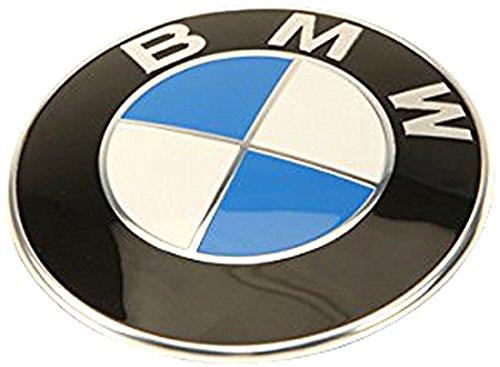 06 bmw 325i hood emblem - 2