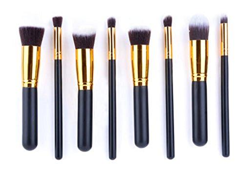 Ardisle 8pcs Kabuki Concealer Blusher Powder Face Make Up Brushes Tool Creams Contour