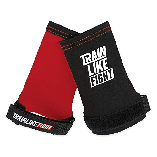 TRAINLIKEFIGHT Icon Red 0H Calleras Crossfit