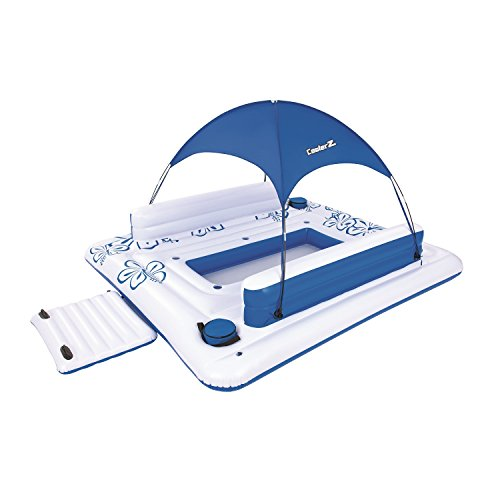 CoolerZ Tropical Breeze II Inflatable Floating Island