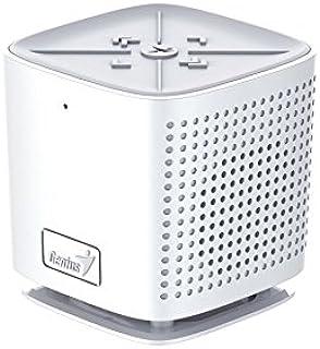 جينيوس Sp-925Bt مكبر صوت بلوتوث للهواتف المحمولة - أبيض