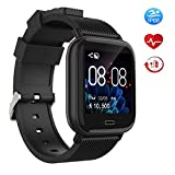 Smart Watch Fitness Tracker Dinaro, Waterproof Activity Tracker with Heart Rate Blood Pressure