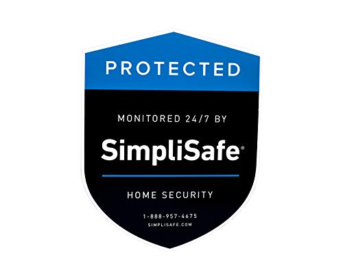 SummitLink Yard Sign Shield for SimpliSafe Home Security System (1)