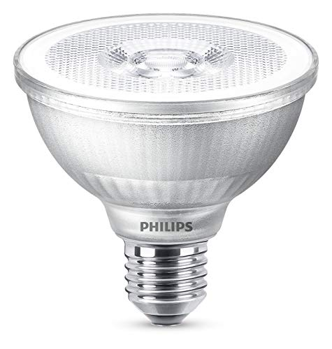 Philips LEDclassic Lampe ersetzt 75W, E27, warmweiß (2700 Kelvin), 740 Lumen, Reflektor, dimmbar