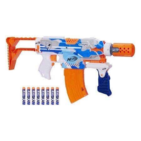 Nerf N Strike Elite BattleCamo Series Stryfe