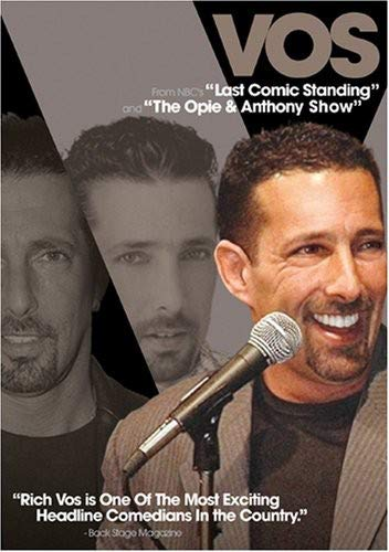 Rich Vos // Last Comic Standing / Opie & Anthony Show