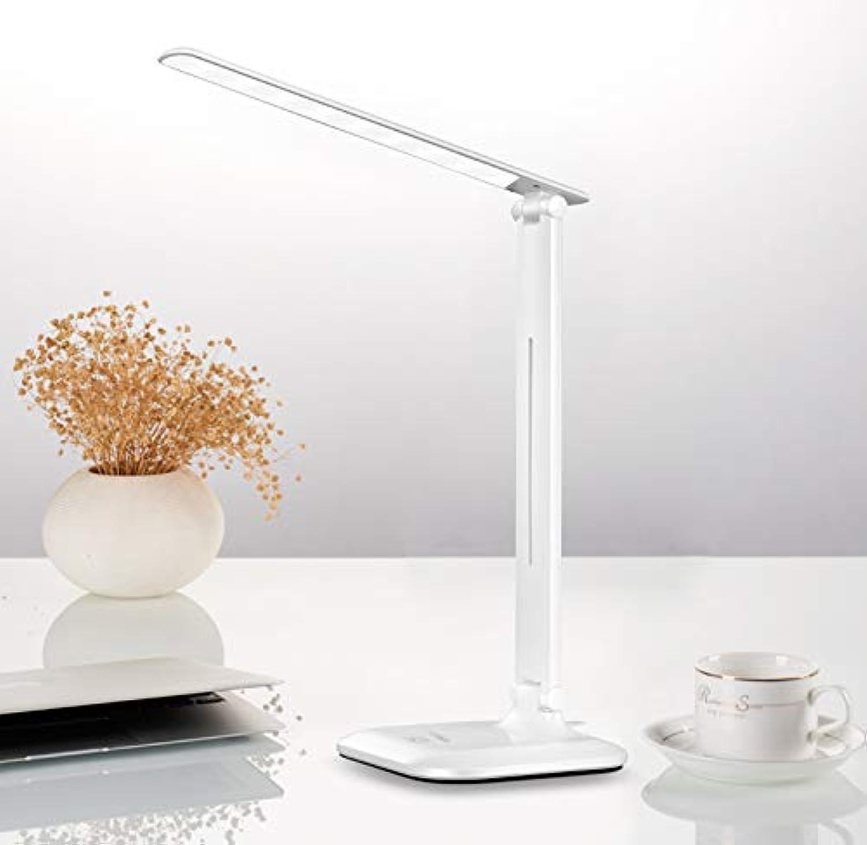 LED Augenschutz Schreibtischlampe Schreibtisch wiederaufladbare Schlafzimmertischlampe