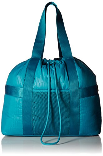 New Under Armour Women's Motivator Tote,Bayou Blue /Black, One Size Fits All
