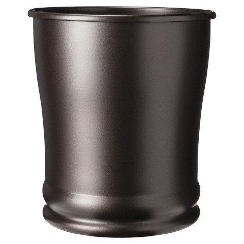 Round Wastebasket Bronze - Threshold™